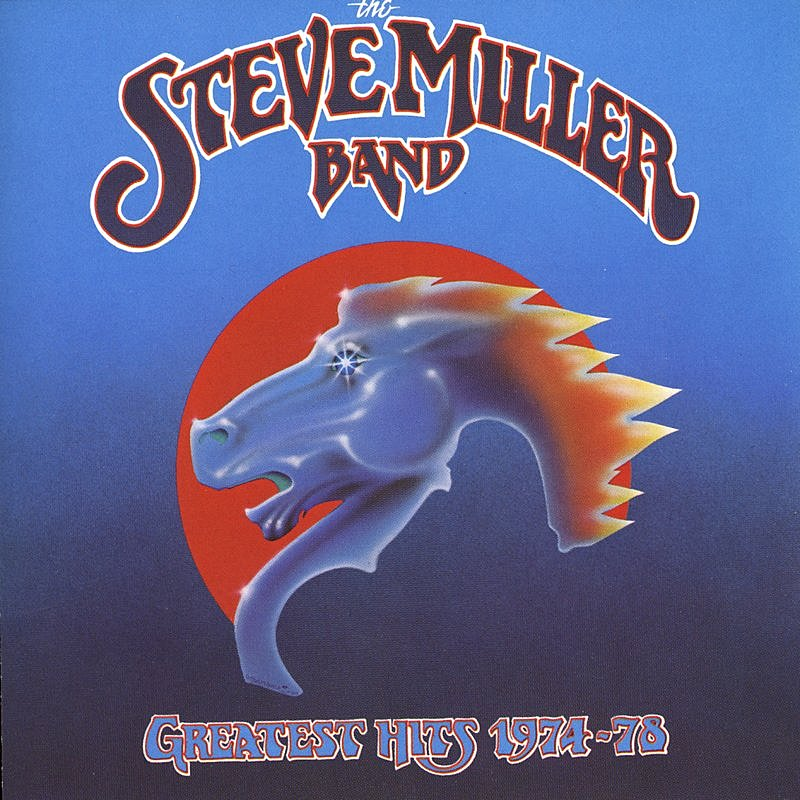 Cover Art: The Steve Miller Band Greatest Hits 1974-78