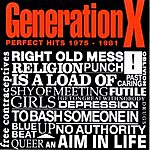 Generation X Perfect Hits 1975-1981