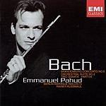 Emmanuel Pahud Brandenburg Concerto No.5/Orchestral Suite No.2/Trio Sonata/Partita