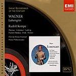 Rudolf Kempe Great Recordings Of The Century: Lohengrin (Opera In Three Acts)