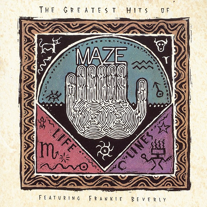 Maze Featuring Frankie Beverly - Golden Time Of Day / Travelin' Man