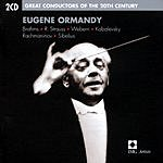 Eugene Ormandy Great Conductors Of The 20Th Century: Eugene Ormandy