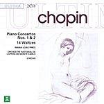 Maria João Pires Piano Concertos Nos.1 & 2/14 Waltzes