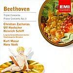 Christian Zacharias 'Encore': Triple Concerto/Piano Concerto No.3