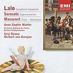 Anne-Sophie Mutter Symphonie Espagnole/Zigeunerweisen/Meditation