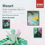 David Oistrakh 'Encore': Violin Concertos Nos.1-3/Rondo