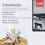 György Cziffra 'Encore': Piano Concerto No.1/Violin Concerto