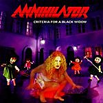 Annihilator Criteria For A Black Widow