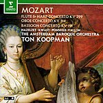 Wolfgang Amadeus Mozart Flute & Harp Concerto/Oboe Concerto/Bassoon Concerto