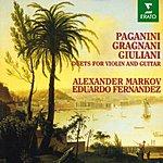 Eduardo Fernandez Duets For Violin & Guitar