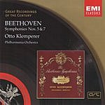Otto Klemperer Great Recordings Of The Century: Symphonies Nos.5 & 7