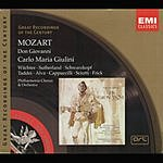 Carlo Maria Giulini Don Giovanni (Opera In Two Acts)
