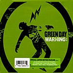 Green Day Warning (Special Limited Edition Package)