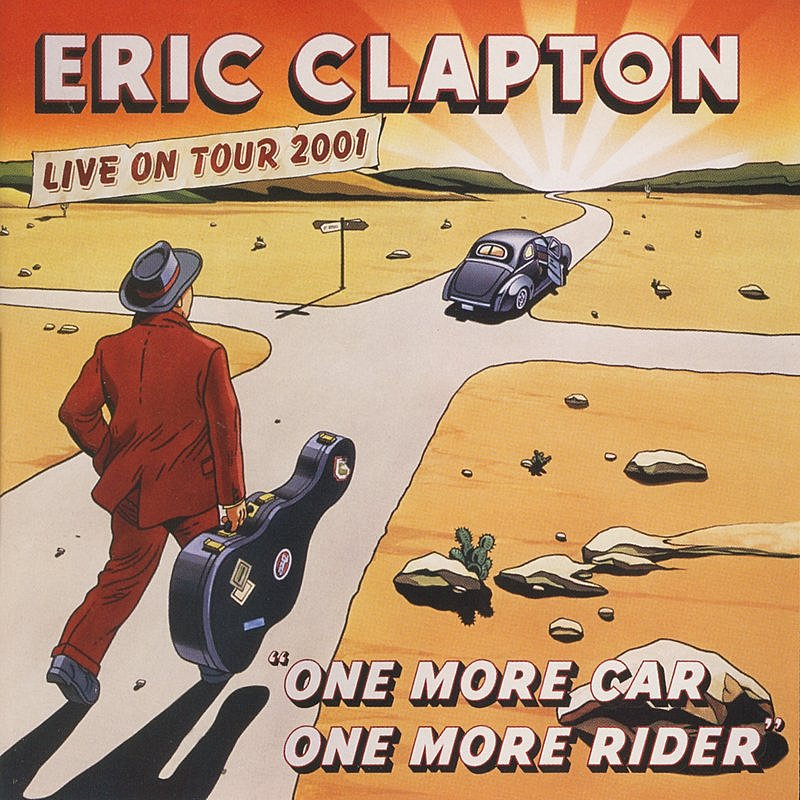 Cover Art: One More Car, One More Rider