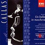 Gianandrea Gavazzeni Maria Callas Series: Un Ballo In Maschera (Opera In Three Acts)
