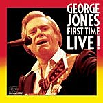George Jones First Time Live!