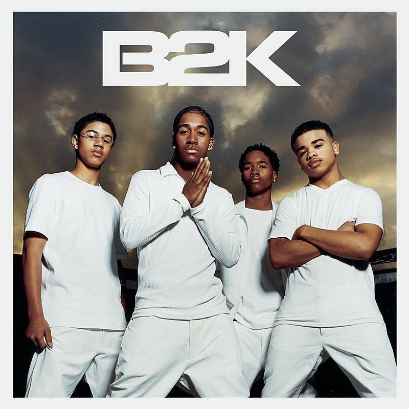 Cover Art: B2K