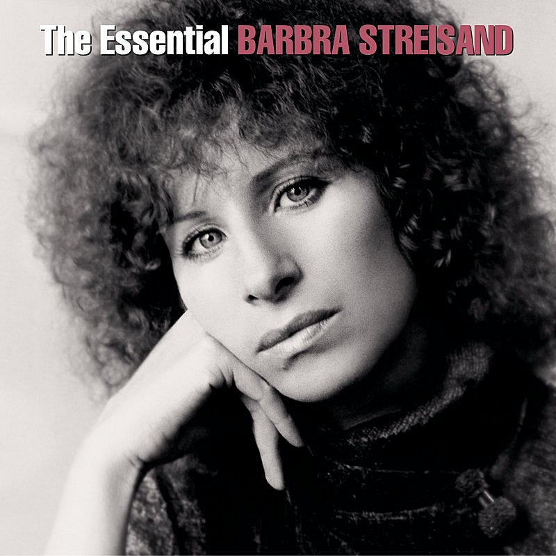Cover Art: The Essential Barbra Streisand