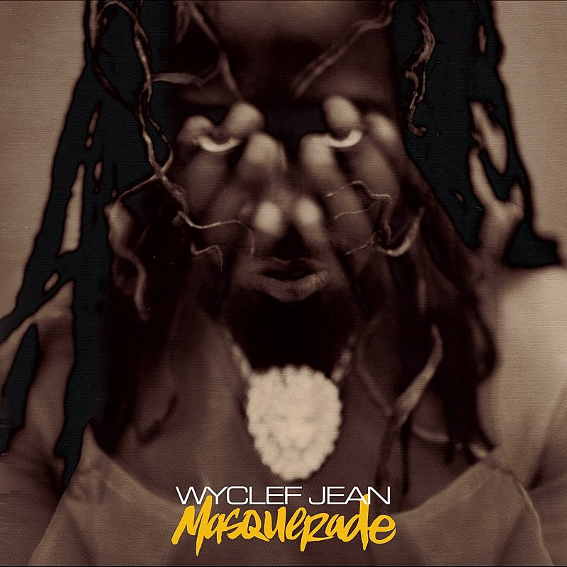 Cover Art: Masquerade