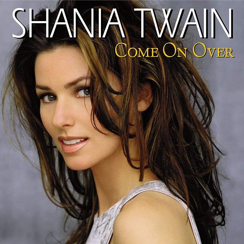 Cover Art: Come On Over (International Version)