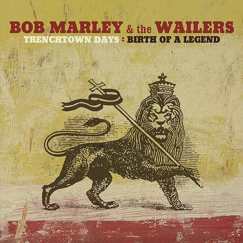 Cover Art: Trenchtown Days: The Birth Of A Legend