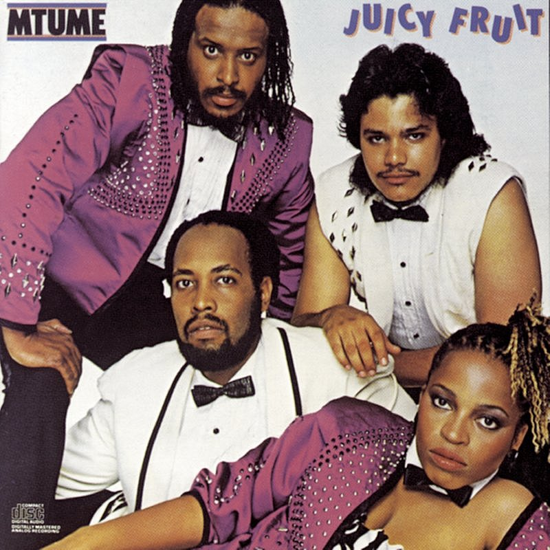 Cover Art: Juicy Fruit
