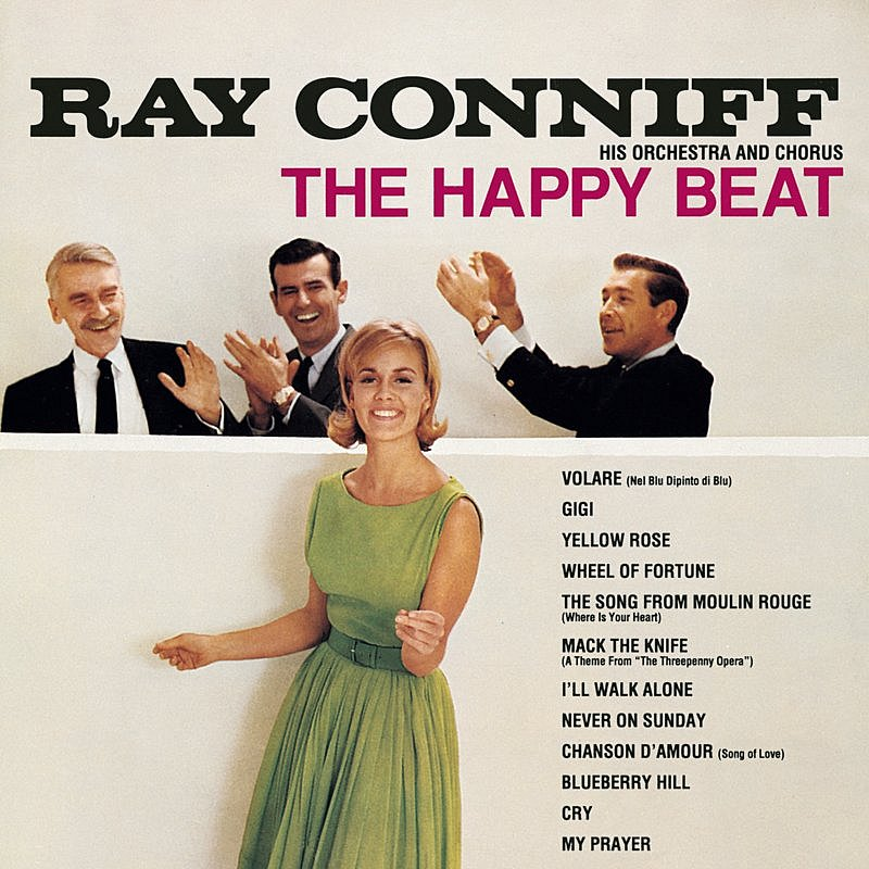 Cover Art: The Happy Beat