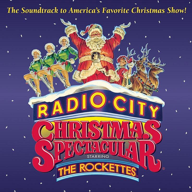 Cover Art: Radio City Christmas Spectacular