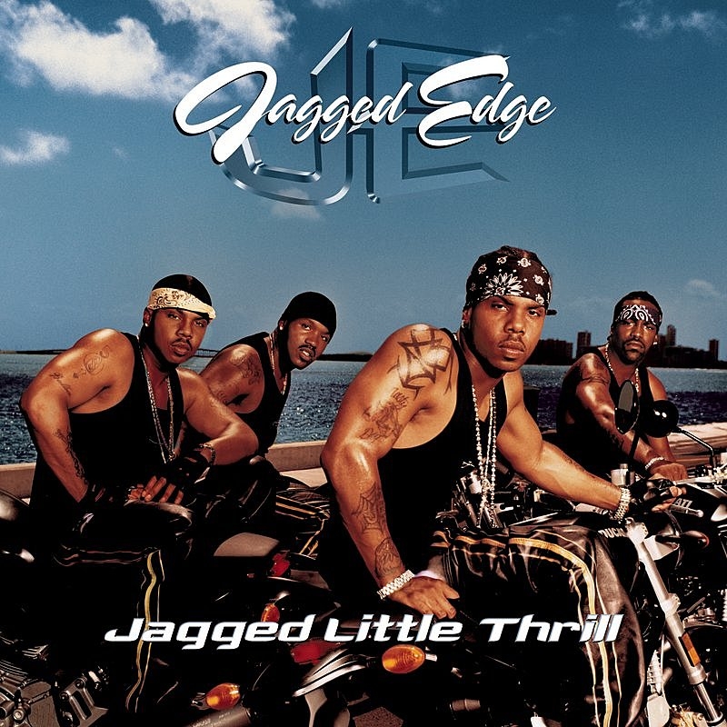 Cover Art: Jagged Little Thrill