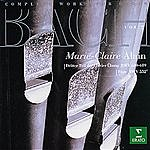 Marie-Claire Alain Complete Works For Organ, Vol.7: Dritter Teil Der Clavier Ubung BWV 680-689/Fuge BWV 552