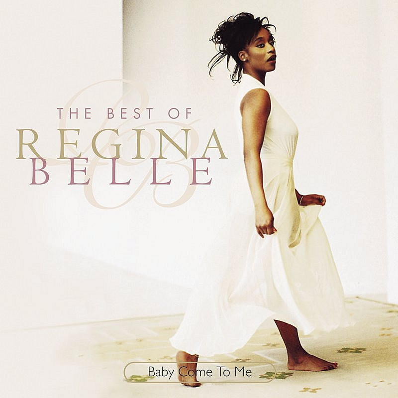 Cover Art: Baby Come To Me: The Best Of Regina Belle