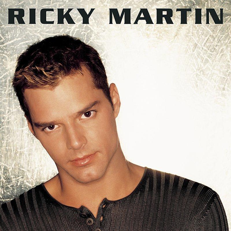 Cover Art: Ricky Martin