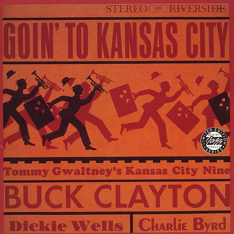 Cover Art: Goin' To Kansas City