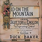 Duck Baker Kid On The Mountain (Reissue)