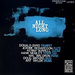 Donald Byrd All Night Long