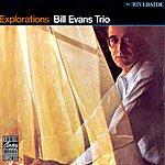 Bill Evans Trio Explorations (Live)