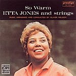 Etta Jones So Warm (Reissue)