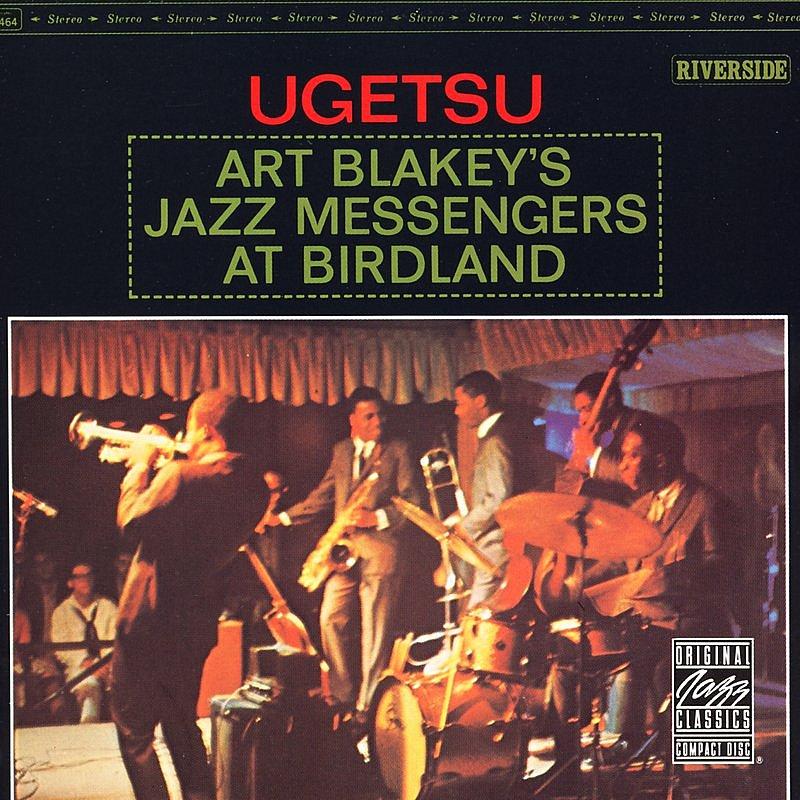 Cover Art: Ugetsu (Live)