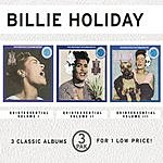 Billie Holiday & Her Orchestra The Quintessential Billie Holiday: Vol.1/The Quintessential Billie Holiday: Vol.2/The Quintessential Billie Holiday: Vol.3 (3 Pack)