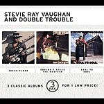 Stevie Ray Vaughan & Double Trouble Texas Flood/Couldn't Stand The Weather/Soul To Soul (3 Pak)