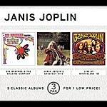 Janis Joplin Big Brother & The Holding Company/Janis Joplin's Greatest Hits/Live At Winterland '68