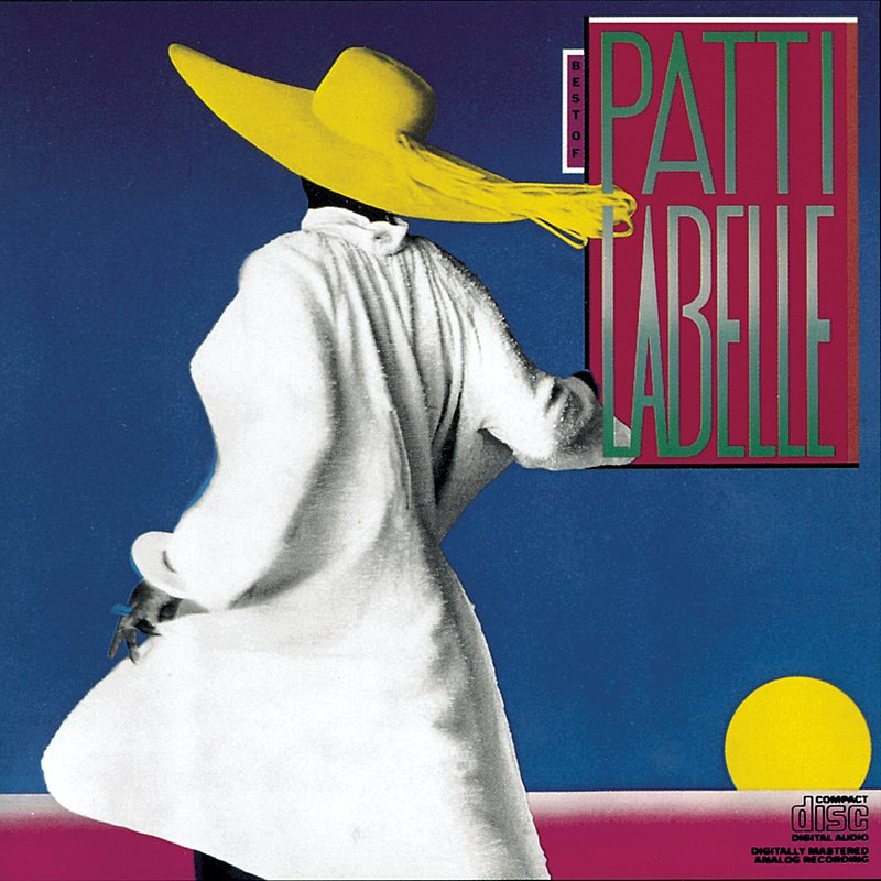 Cover Art: Best Of Patti LaBelle