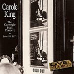 Carole King The Carnegie Hall Concert, June 18, 1971