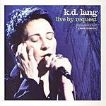k.d. lang Live By Request