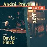 André Previn André Previn - Live At The Jazz Standard