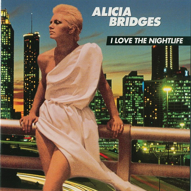 Cover Art: I Love The Nightlife