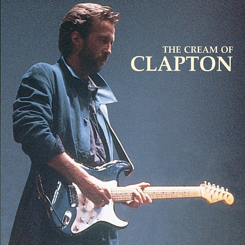 Cover Art: The Cream Of Clapton
