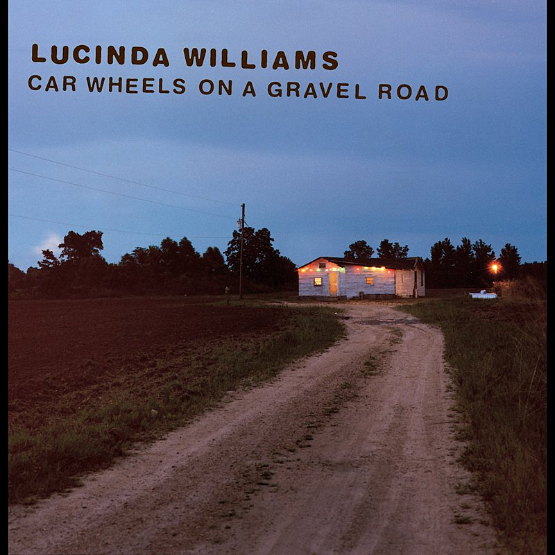 Cover Art: Car Wheels On A Gravel Road
