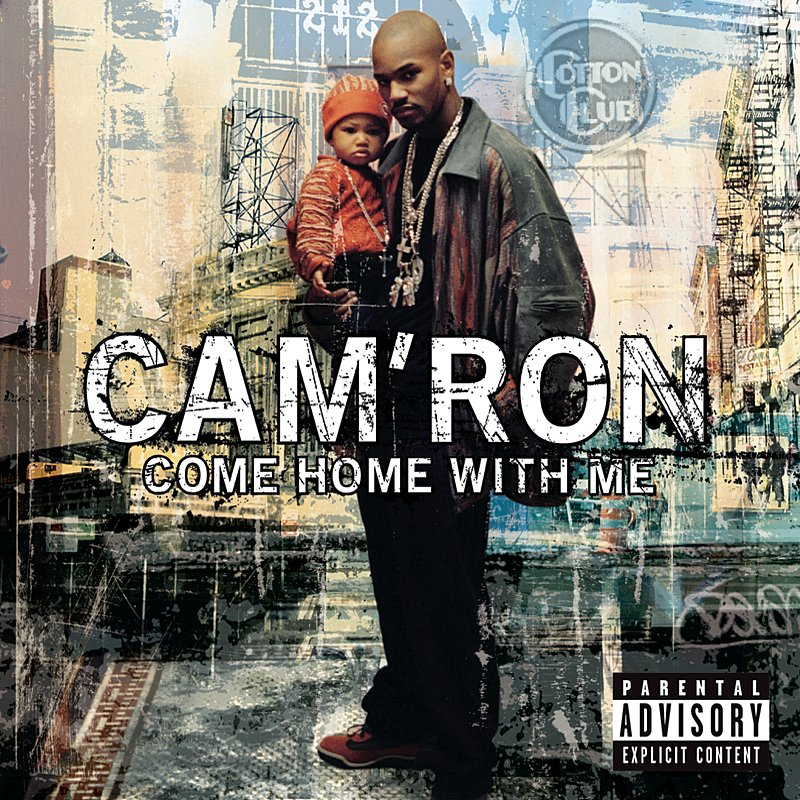 Cover Art: Come Home With Me (Parental Advisory)