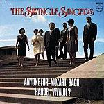 The Swingle Singers Anyone For Mozart, Bach, Handel, Vivaldi?